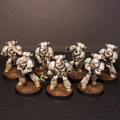 Legion reconnaisance squad