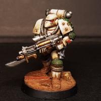 Imperial Space Marine