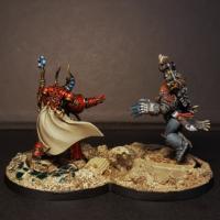 Geigor vs. Ahriman