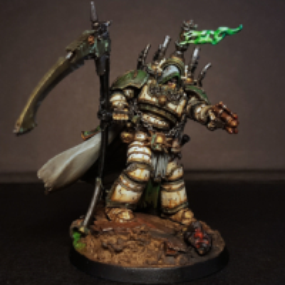 Mortarion the Reaper