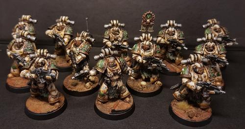 Legion tactical squad V