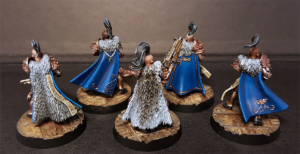 Sisters of Silence Prosecutor squad