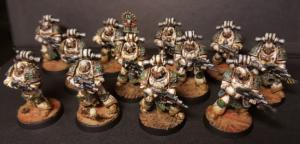 Legion tactical squad IV